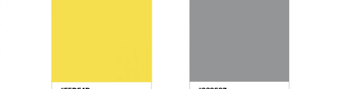 Цветoвете на Pantone за 2021 година: между оптимизма и силата