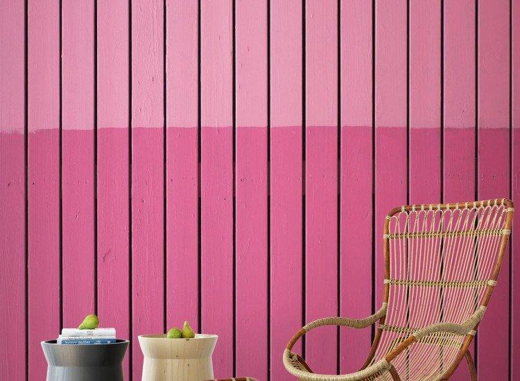 Текстури-Фототапет Розови дъски
