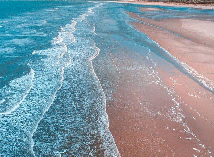 Морски и тропически-Фототапет Бряг
