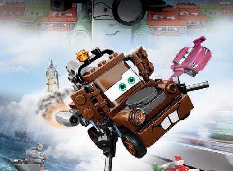 Детски фототапети-Фототапет Колите 2 Лего