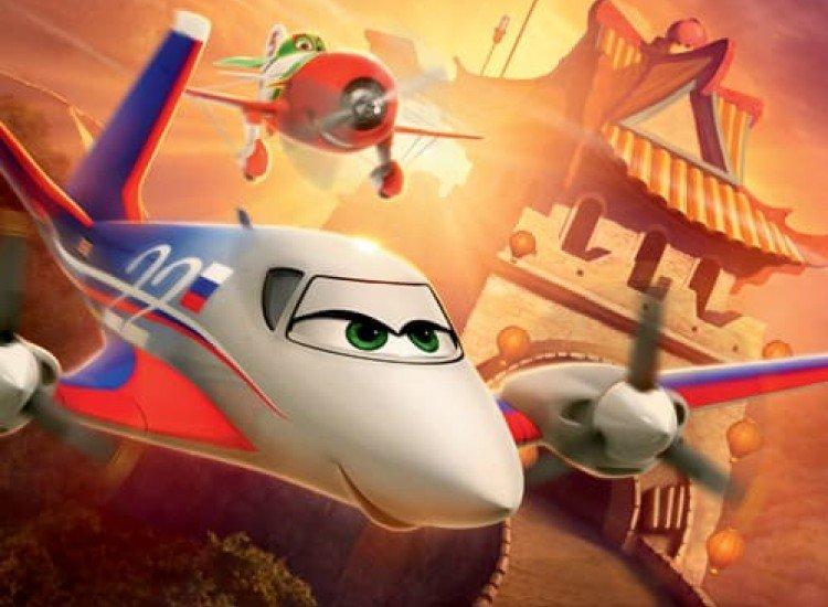 Детски фототапети-Фототапет Самолетите
