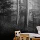 Фототапет Мъглива гора