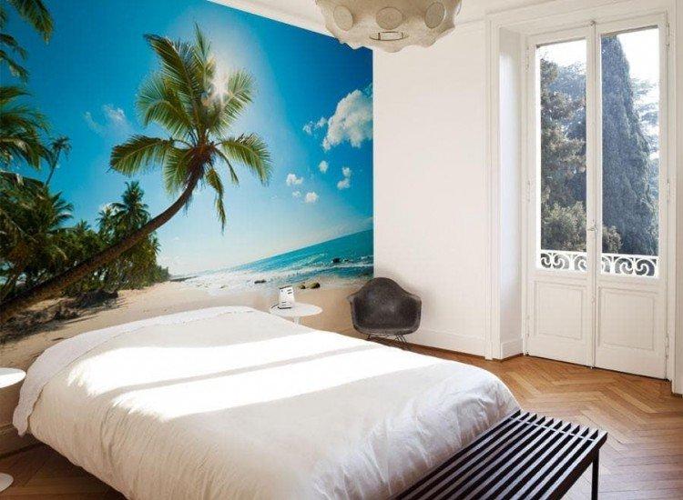 Морски и тропически-Фототапет Карибски плаж