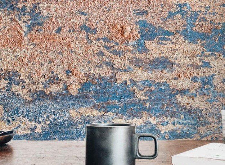 Текстури-Фототапет Гръндж боя