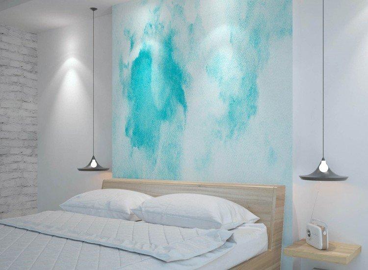 Фототапет Облаци на син фон - Фототапети БГ