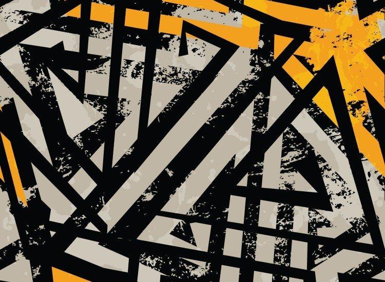 Фототапет Абстрактни модерни линии