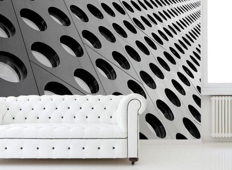 Архитектура-Фототапет Абстрактна перспектива