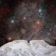 Космос-Фототапет Мъглявината Небула