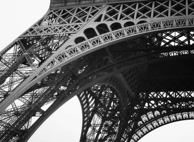 Сгради и забележителности-Фототапет Айфелова кула