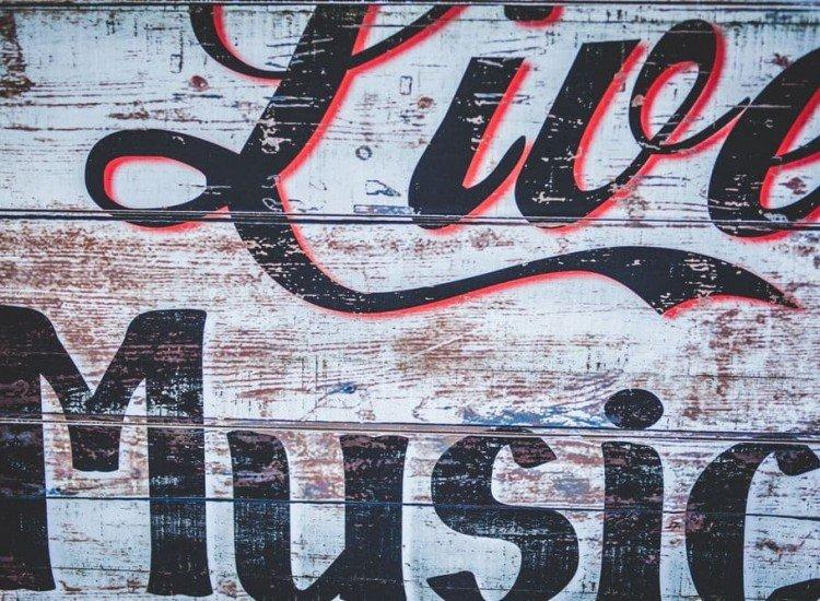 Графити и улично изкуство-Фототапет Live Music