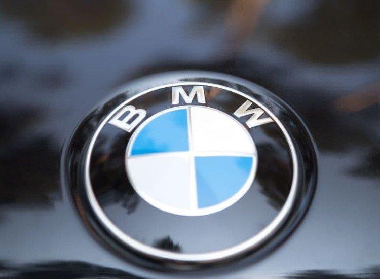 Автомобили и транспорт-Фототапет BMW