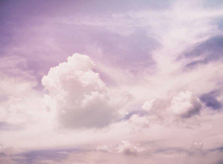 Тийн-Фототапет Небе