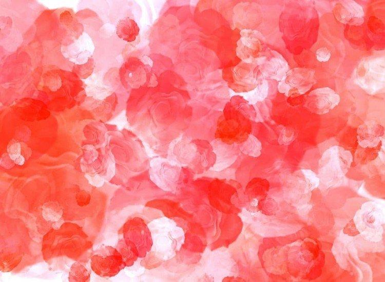Текстури-Фототапет Червена текстура