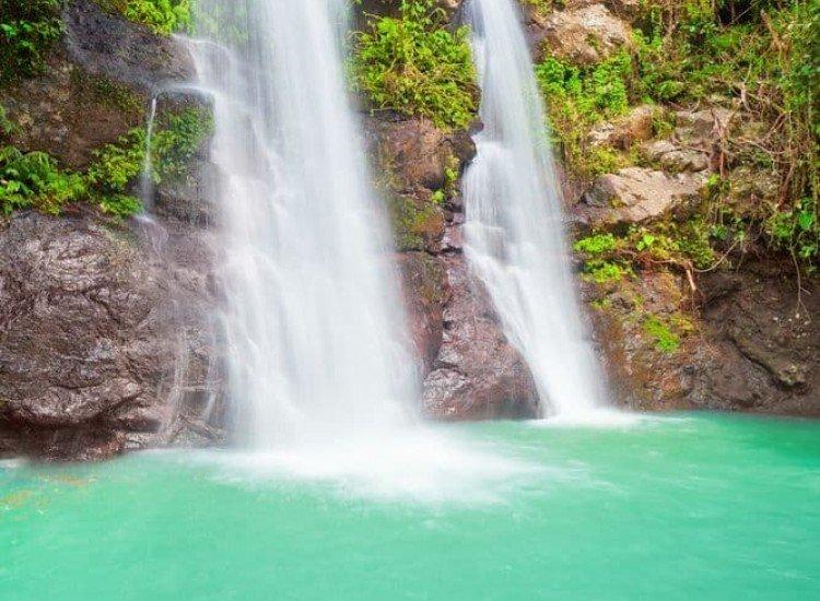 Пейзажи и природа-Фототапет Водопад в Тайланд