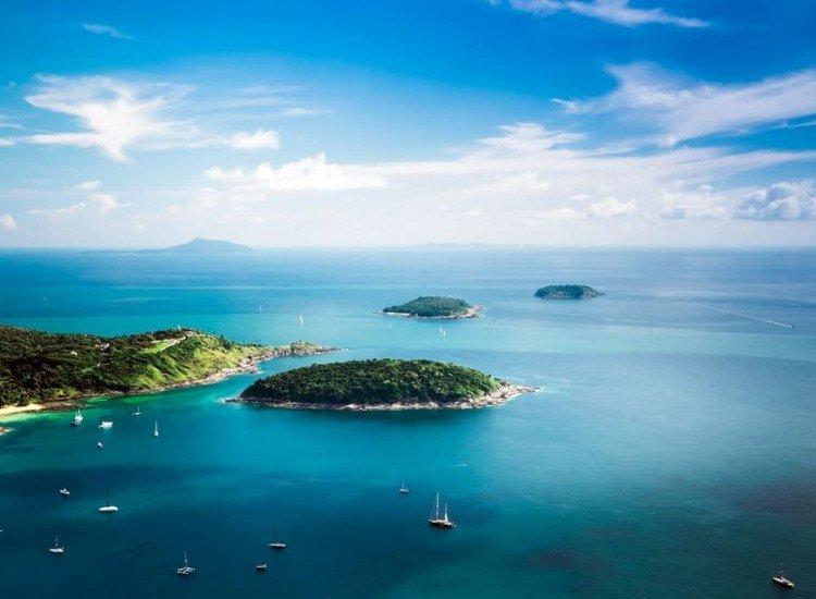 Морски и тропически-Фототапет Безкрайност
