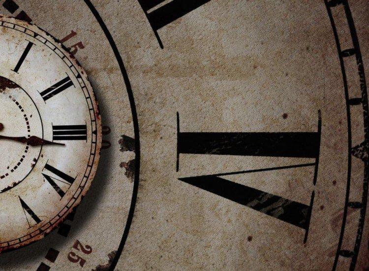 Фототапет Винтидж часовник - Фототапети БГ