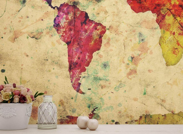 Карти-Фототапет Карта