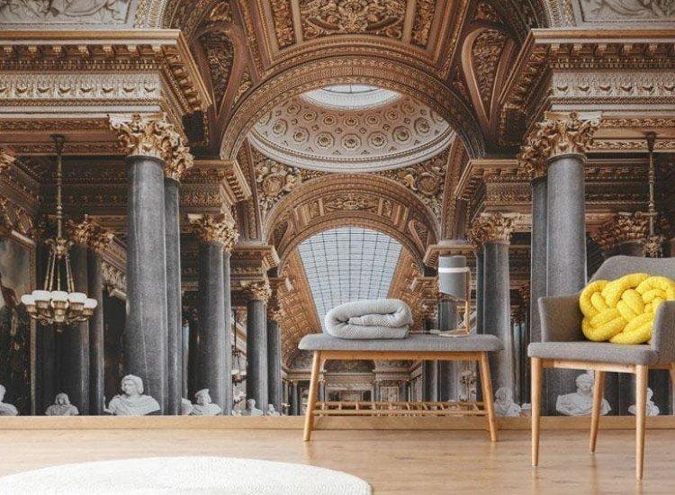Архитектура-Фототапет Версайски дворец