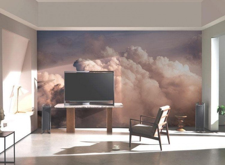 Пейзажи и природа-Фототапет Облаци