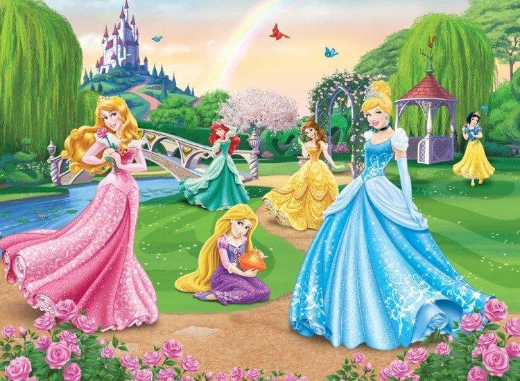 Детски фототапети-Фототапет Принцеси