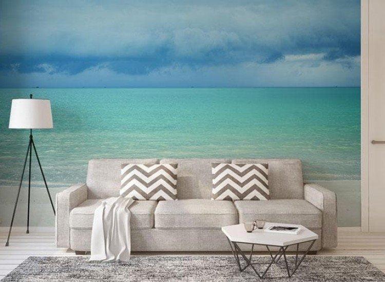 Морски и тропически-Фототапет Лазурен бряг