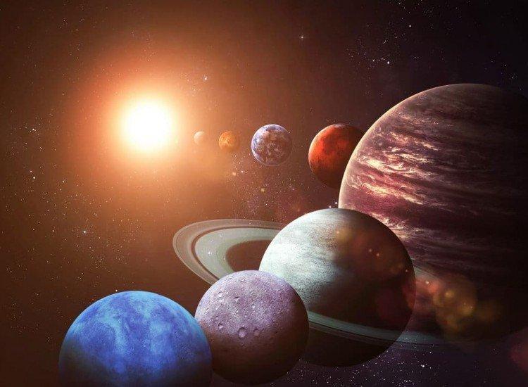 Космос-Фототапет Космос