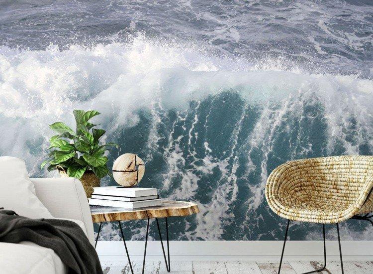 Морски и тропически-Фототапет Вълна