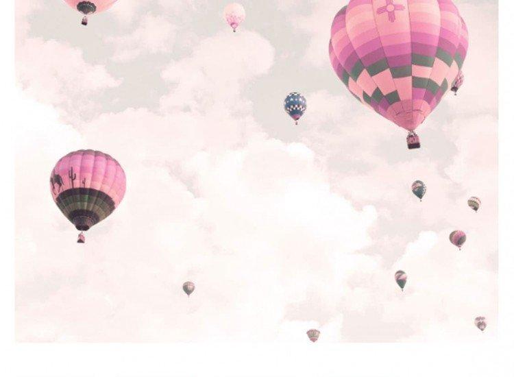 Детски фототапети-Фототапет Балони