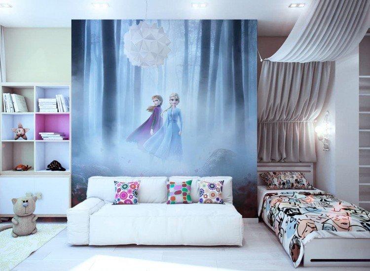 Детски фототапети-Фототапет Замръзналото кралство