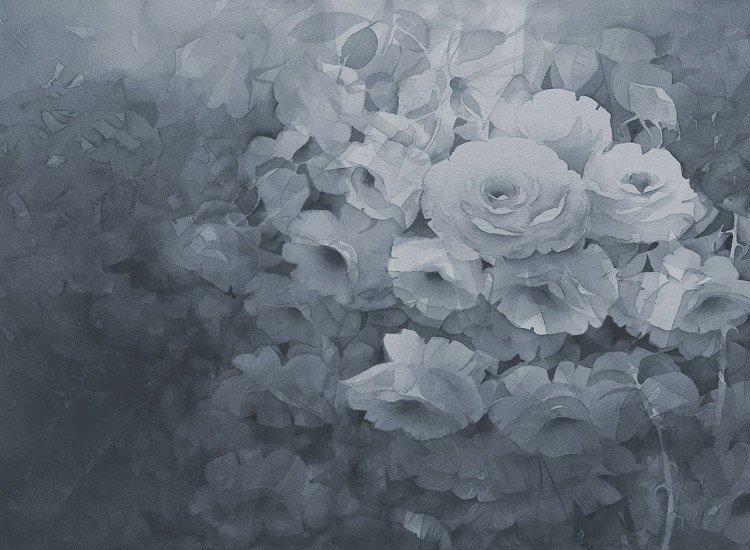 Фототапет Сиви цветове