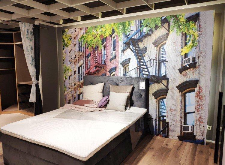 Градски пейзажи-Фототапет Апартаменти в Ню Йорк