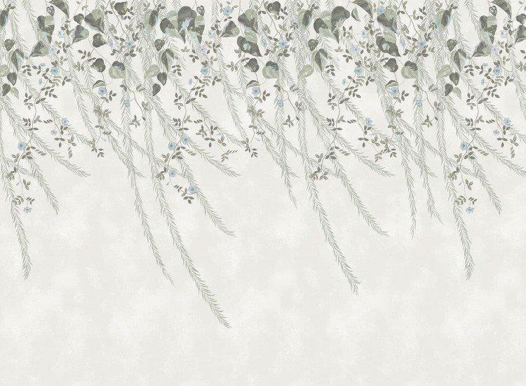 Растения-Фототапет Буйна зеленина