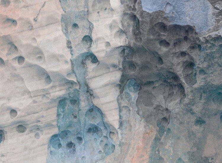 Фототапет Морска скална текстура