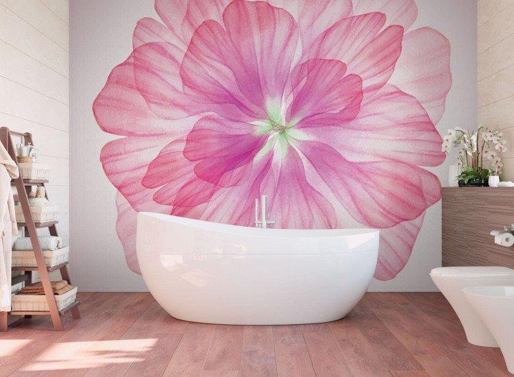 Цветя-Фототапет Tourbillons de pétales