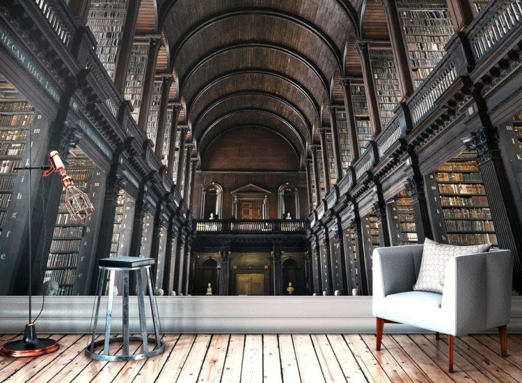 Сгради и забележителности-Фототапет Book of Kells