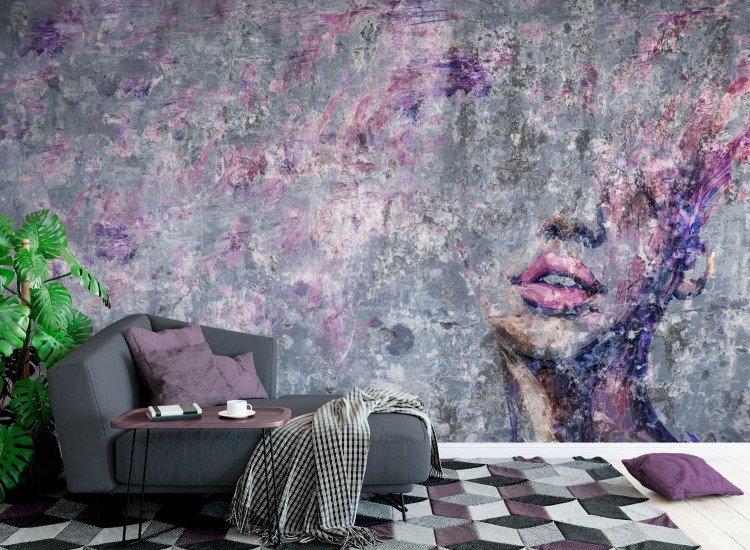 Фототапет Besos lilac