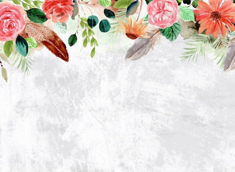 Цветя-Фототапет Pearl Bush