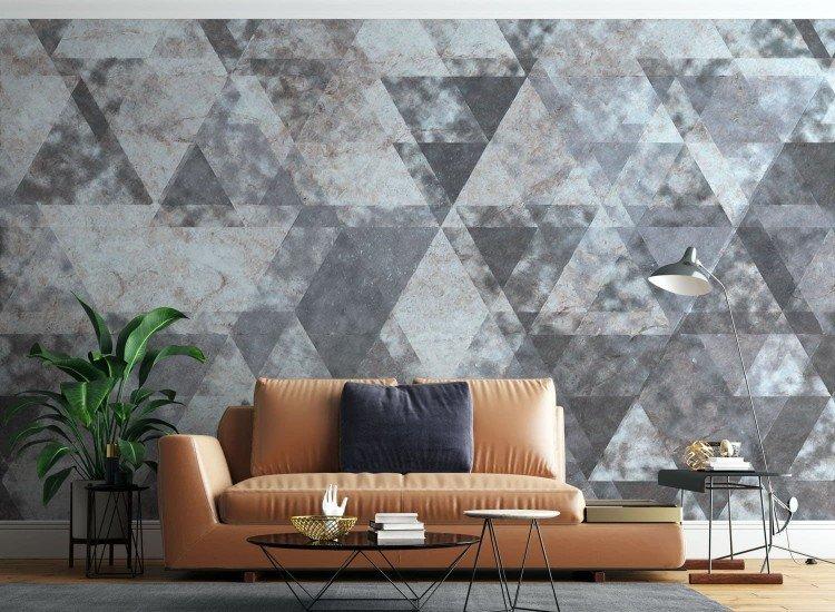 Текстури-Фототапет Bombay - grey