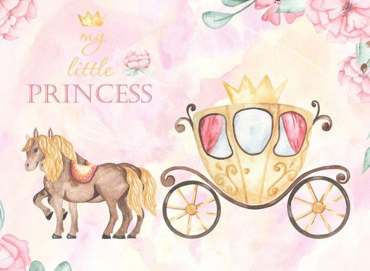 Детски фототапети-Фототапет My little princess