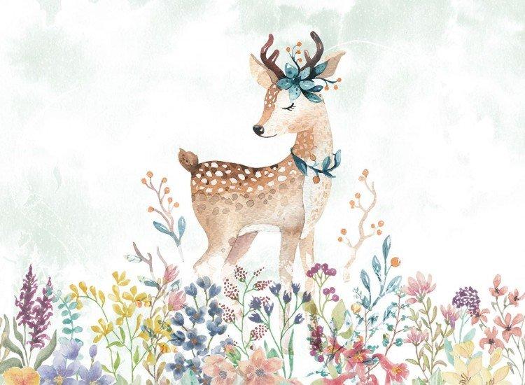 Детски фототапети-Фототапет Gazelle