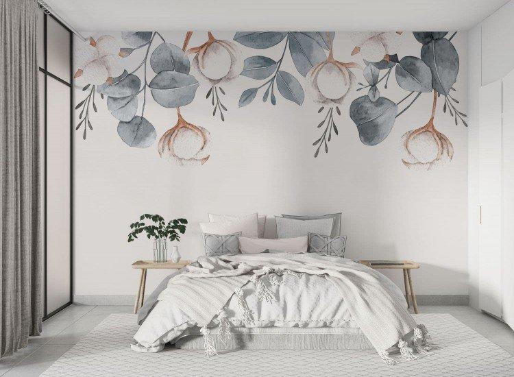 Растения-Фототапет Cottonelle