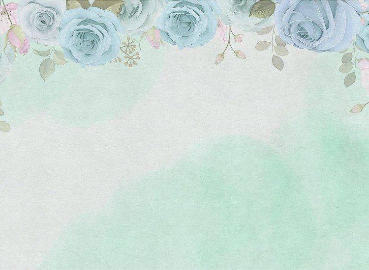 Цветя-Фототапет Carmin
