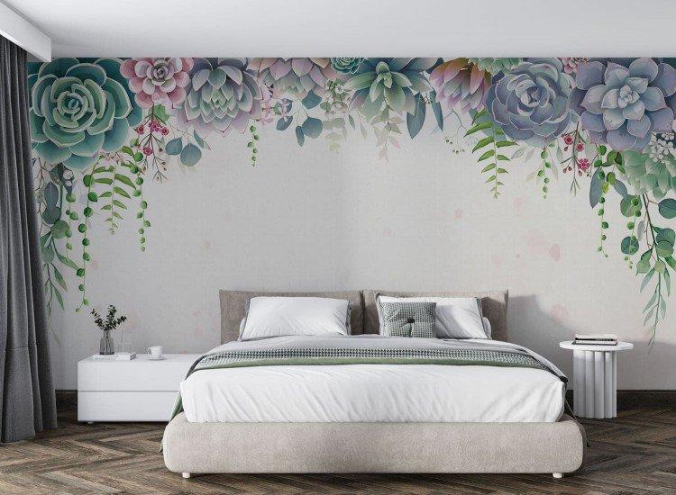 Цветя-Фототапет Sucre