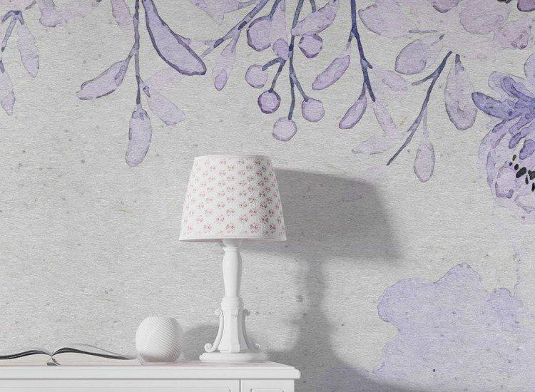 Цветя-Фототапет Petali