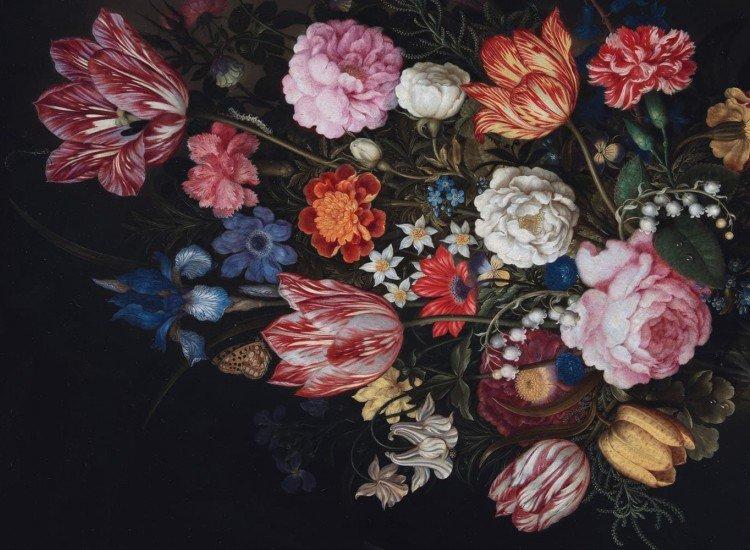 Фототапет Стилни цветя Still life flowers