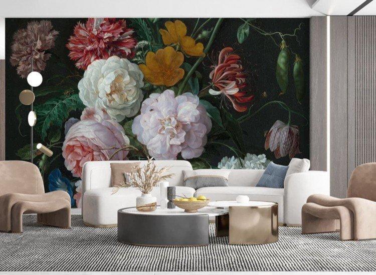 Фототапет Живи цветя Still life flowers