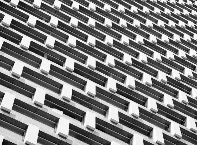 Архитектура-Фототапет Абстрактна архитектура