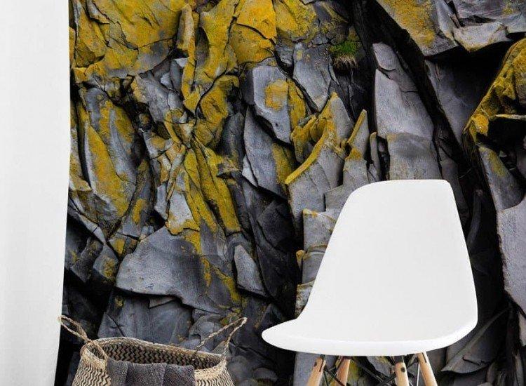 Текстури-Фототапет Скални образувания