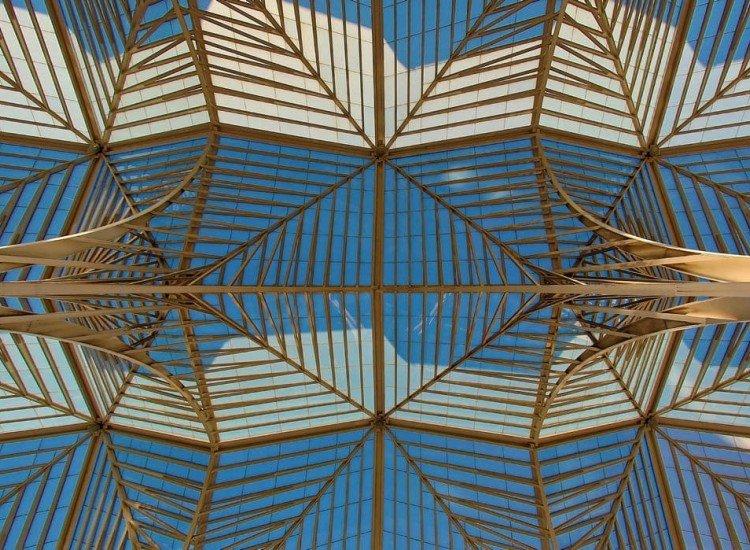 Текстури-Фототапет Арт симетрия