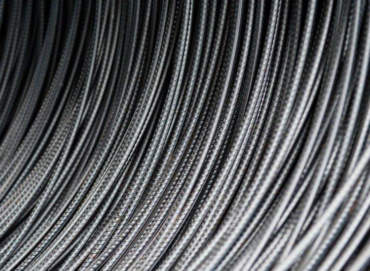 Черно-бели фототапети-Фототапет Абстрактни въжета